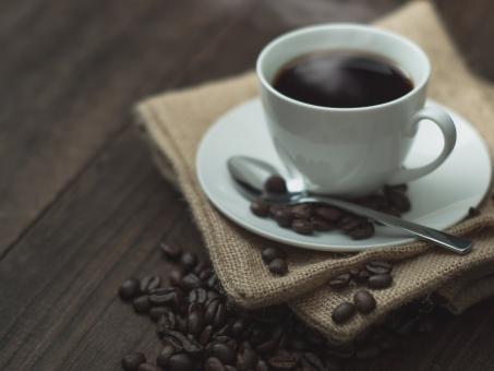 ホットコーヒー イメージの写真