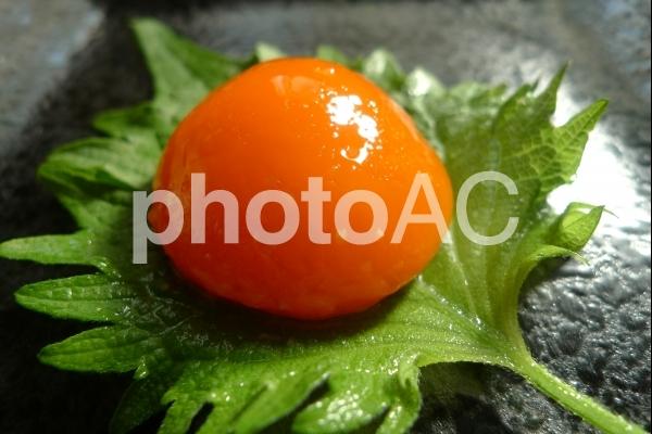 卵黄の味噌漬けの写真
