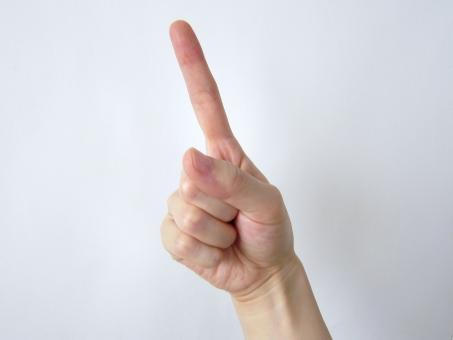 手 ハンド パーツ 人差し指 人さし指 人指し指 ひとつ 1個 ポイント ピンポン 重要 大事 ビジネス 指 右手 人物 hand 1