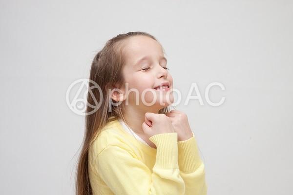 夢見る女の子3の写真