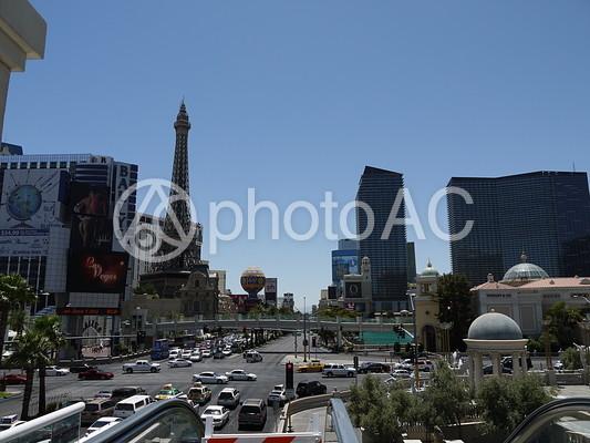 ラスベガスの街並み8の写真