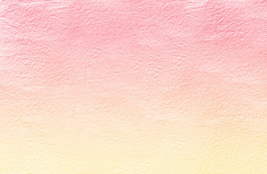 和紙背景ピンクグラデーションの写真