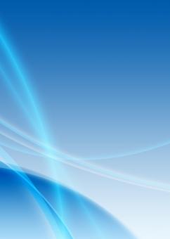 青 ブルー 曲線 光線 光 アブストラクト パンフレット チラシ カタログ ポスター 表紙 背景 バック バックグラウンド テンプレート テクスチャ テクスチャー 会社案内 デジタル IT テクノロジー 科学 サイエンス science 透明感 ガラス web 技術