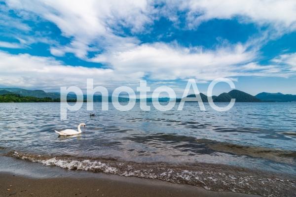 北海道 洞爺湖の写真