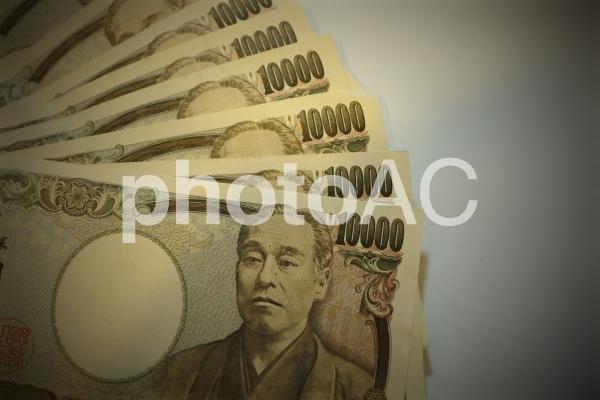 一万円札3の写真