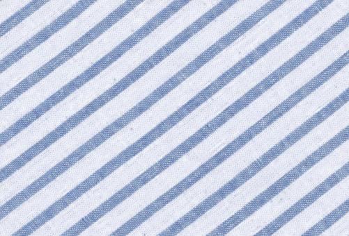 布 ぬの ヌノ 布素材 白 青 青色 ブルー アオ 斜線 ボーダー 綿 麻 コットン 背景 テクスチャ 手作り レシピ オーガニック 手芸 エコ ナチュラル クラフト