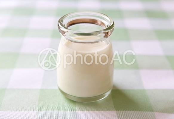 牛乳の写真