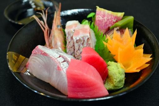 刺身 刺し身 造り お造り お刺身 和食 日本料理 魚 鮪 マグロ まぐろ わさび 甘えび 鯛 タイ 割烹 魚料理 グルメ 海鮮 海鮮料理 魚介 海の幸