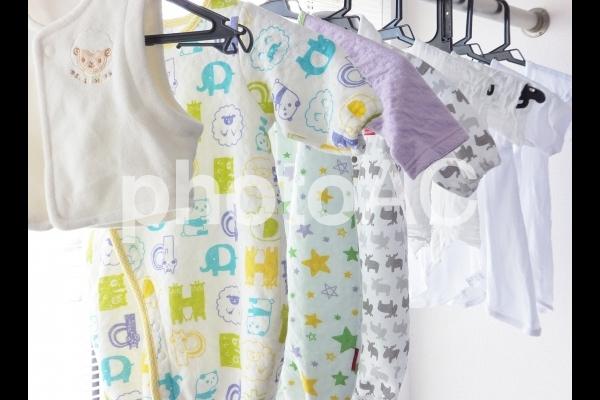 新生児の服 1の写真