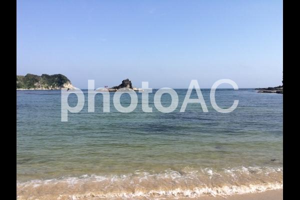 守谷海岸の写真