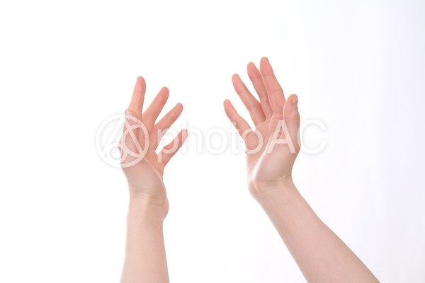 ハンドパーツ(両手)11の写真