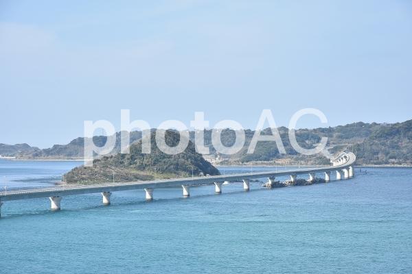 「死ぬまでに行きたい!世界の絶景」3位にも。 角島大橋の写真