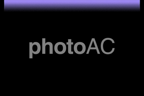 色変更可能のハーフトーン(psdデータは背景が別レイヤー)の写真