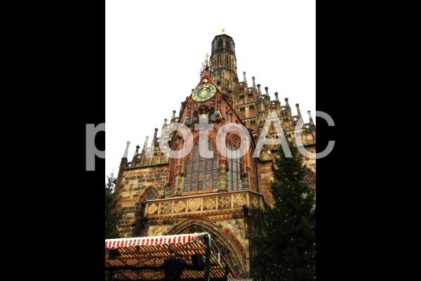 ドイツ ニュルンベルク フラウエン教会の写真