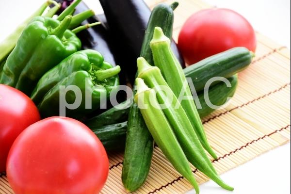 フレッシュ野菜の写真