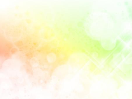 きらめき ときめき はる 穏やか 黄緑 黄色 オレンジ 季節 シンプル キラキラ きらきら ふんわり 柔らかい 始まる 新しい カラフル グラデーション 丸 水玉 背景 テクスチャ 壁紙 バレンタイン 入学 お祝い 春 初夏 夏 秋  暖かい 優しい かわいい 可愛い 好き イメージ 癒し ヒーリング バックグラウンド バックグランド テクスチャー さわやか 爽やか 新緑