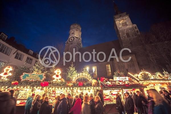 ドイツのクリスマスマーケット11の写真
