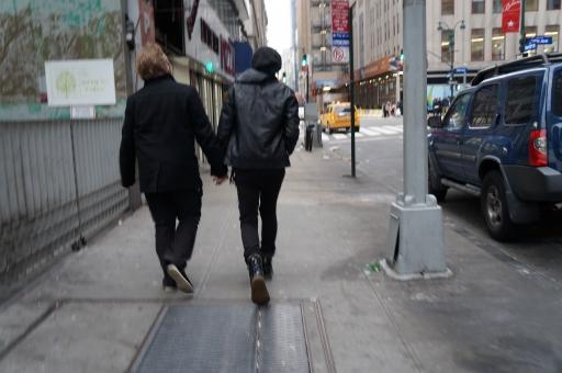 ゲイ 同性愛 外国 アメリカ レズ カップル 男 NY 海外 愛 社会 問題 差別 ハッピー 幸せ 結婚 合法 ニューヨーク 海外 二人 ふたり 2人