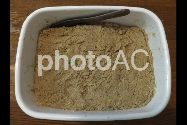 ぬか床の写真