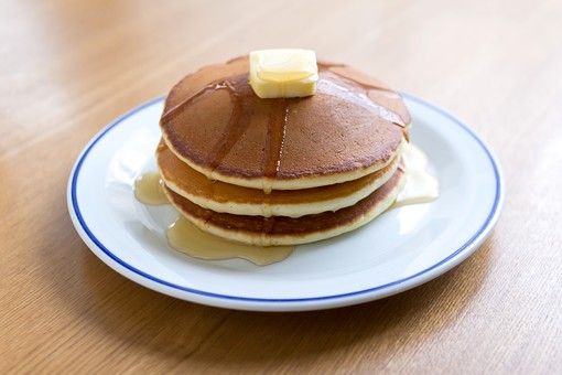 ホットケーキ2の写真