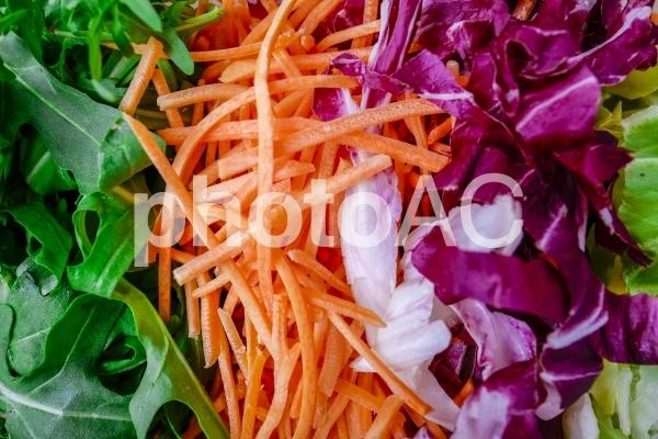 カットサラダ1の写真