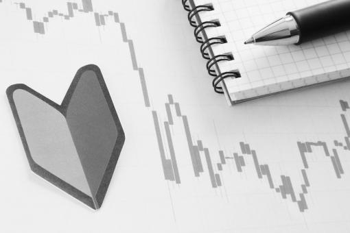 トレード 初心者 初体験 若葉マーク 初心者マーク ビギナー はじめて 初めて 投資 トレーダー 個人投資家 投機 株式投資 FX CFD 投資信託 お金 使い方 貯める 増やす 殖やす マネー 約定 利益 損失 損切り 破産 ロスカット 強制執行 背景素材