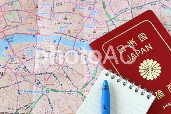 旅行計画の写真