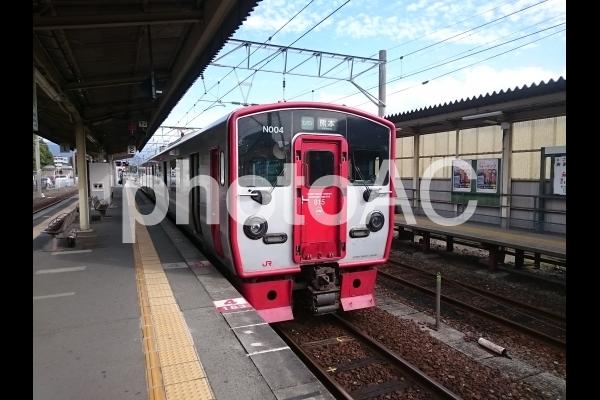 JR九州815系電車の写真
