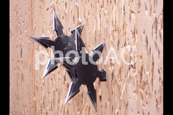 六方手裏剣の写真