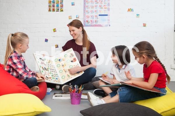 幼児教室28の写真