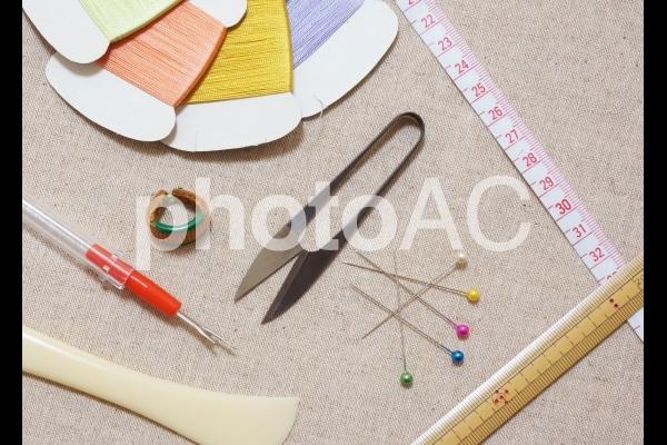 裁縫道具1の写真