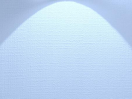 【布壁】上から照らす (水色) シンプルテクスチャ背景素材の写真