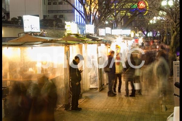 博多屋台通り/中洲(福岡)の写真