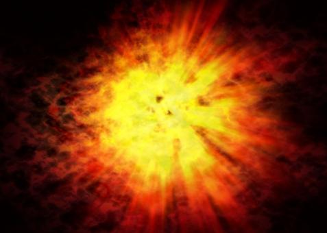 火 爆発 fire explosion スパーク 火力 熱 火炎 火焔 情熱 灼熱 熱中 燃える 燃焼 燃え盛る 熱気 火力 バースト パッション 炎上 エネルギー 破裂 爆音 火災 火事 焼く 焼却 焼却炉 熱い ビッグバン