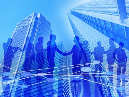 ビル 高層ビル 人脈 東京 アウトソーシング クラウド シルエット ビジネスマン サラリーマン 握手 人事 移動 入社 男性 ネット 社会人 ネットワーク 企業 会社 商談 チームワーク マネジメント プレゼン 提携 プレゼンテーション 営業 ネット グローバル