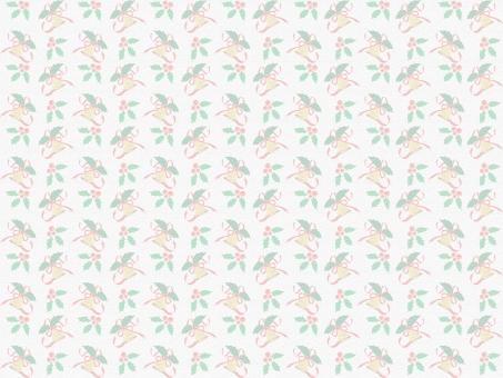 クリスマス クリスマス背景 和紙 壁紙 Xmas Christmas christmas サンタ サンタクロース ベル 鈴 すず 柊木 ひいらぎ ひいらぎ 柊 バックグラウンド バックイメージ 12月 絹 衣 布 白 和風背景 和 和風素材 和の背景 クリスマス素材 チラシ背景 web背景