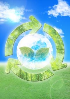 リサイクル イメージの写真