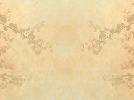 樹木 木 植物 自然 空間 余白 テクスチャ 質感 背景 背景素材 バックグラウンド テキストスペース コピースペース 枠 フレーム 暖かい ナチュラル 満開 葉 枝 枝木 樹枝 生える 高木 立ち木 透ける 透かし 半透明 シンプル 優しい 加工 写真加工