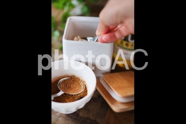 調味料を作るの写真