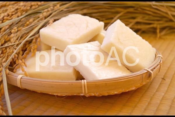 切り餅の写真