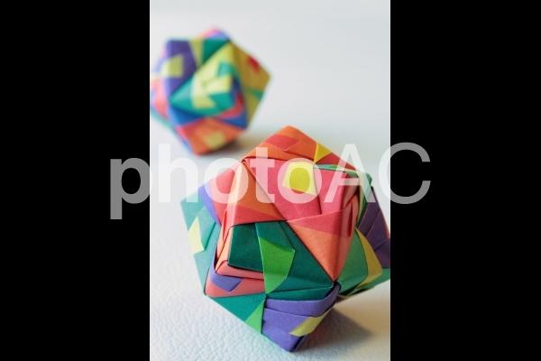 折り紙の写真