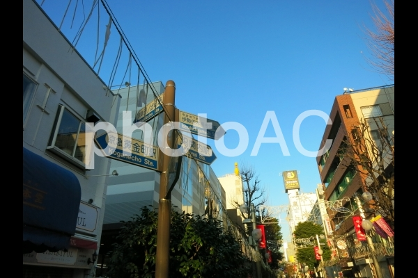 伊勢佐木町の写真