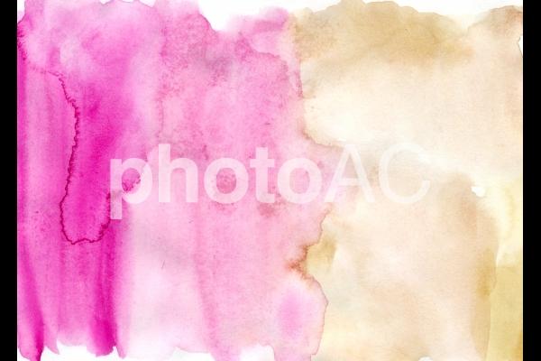 水彩素材077の写真