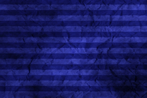和紙 色紙 台紙 紙 ちぢれ 凸凹 ゴワゴワ テクスチャー 背景 背景画像 ファイバー 繊維 しわ くしゃくしゃ ストライプ シマ 縞模様 ボーダー 青 紺 青色 紺色 濃紺 群青 ブルー ウルトラマリン