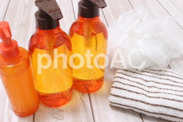 お風呂セットの写真
