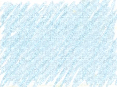 クレヨン 青空 塗る 絵 クレヨン画
