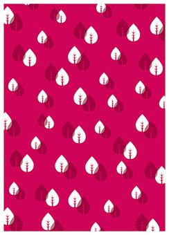 背景 テクスチャ テクスチャー バックグラウンド 背景素材 アップ 模様 正面  ポスター グラフィック ポストカード 柄 デザイン 素材  フレーム 装飾  全面 飾りつけ 北欧風 樹 葉っぱ 葉 植物 樹木 森 赤 ピンク