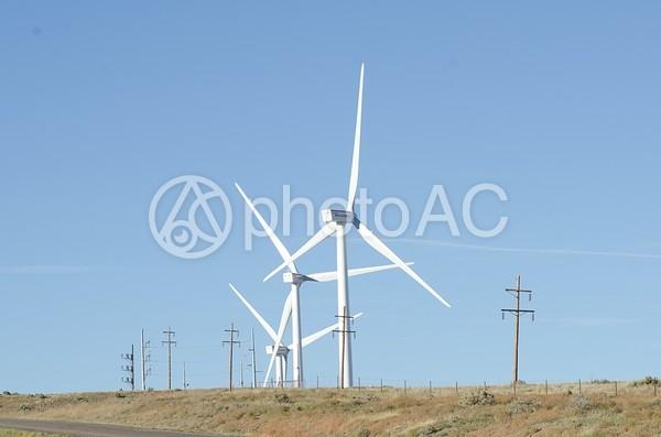 風力発電機3の写真
