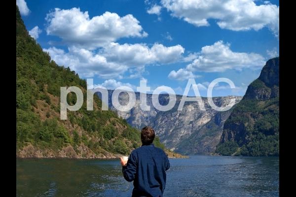フィヨルド観光 イメージ 2の写真