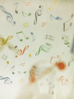 音符 背景 音符の背景 バック 音楽 コンサート 演奏会 演奏 ライン 流れ ポップ カラフル グラデーション Gradation 教室 音楽教室 発表会 趣味 ミュージック music 音楽室 斜線 楽譜 ノート ドレミ ト音記号 ヘ音記号 4分音符 ポスター 五線譜